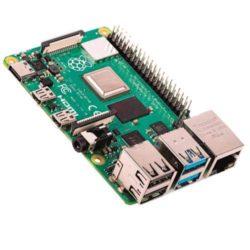 رسپری پای 1 گیگابایت Raspberry Pi 4 Model B