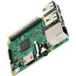 رسپری پای +Raspberry pi3 B مدل UK