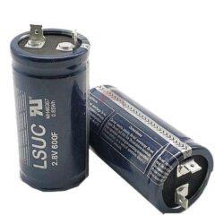ابر خازن 2.8V 600F 0.65Wh LSUC