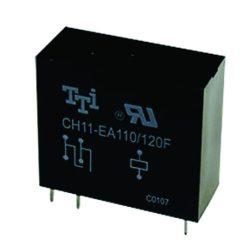 رله 110 ولت AC کتابی 6 پایه 16 آمپر CH11-EA110