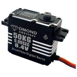 براشلس موتور سروو دیجیتال DBS5084V