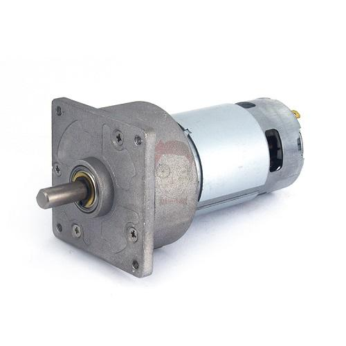 موتور DC گیربکس دار