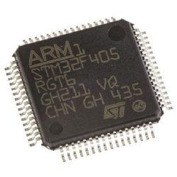 میکرو کنترلر STM32F405RGT6